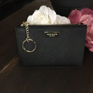Authentic Kate Spade ♠️ Key chain/ Card Holder